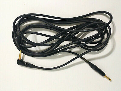 $ CDN75.69 • Buy 18 Ft Mogami 2524 Electric Guitar Amp Cable Cord - Straight Gold To Right Angle