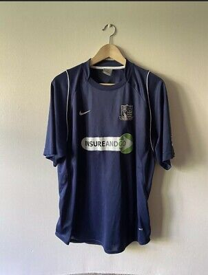 £23.99 • Buy Southend United Home 2006/07 Football Shirt Large