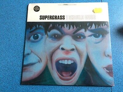 Supergrass I Should Coco SEALED Limited Edition Vinyl Record • 150£