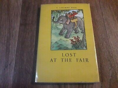 Ladybird Book, Lost At The Fair, Series 401, 1st Edition Published May 1948. • 37£