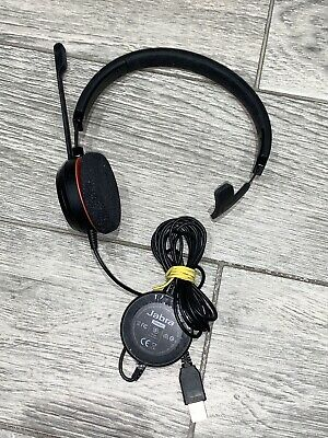Jabra Usb Headset - Certified For Skype • 10£