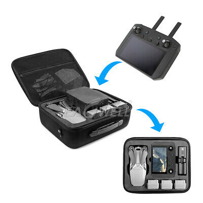 AU53.39 • Buy AU Black Waterproof Shoulder Bag Storage Hard Box Case For DJI Mavic 2 PRO/Zoom