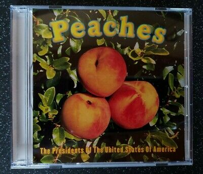 Presidents Of The United States Of America | Single-CD | Peaches (1996) • 2.40£