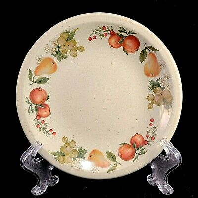 £11.97 • Buy Wedgwood Quince Bread Plate Butter Fruit Ring Pasta England Apples Pears Dish