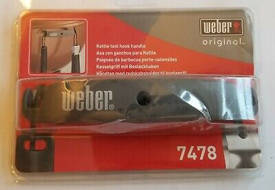 $ CDN13.91 • Buy Weber 7478 Charcoal Grill Tool Hook Handle *NEW Other Missing Screw*