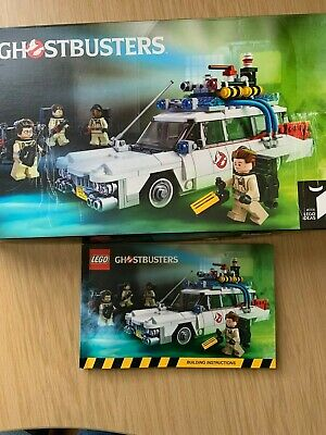 Lego 21108 (2014) Ghostbusters Ecto-1 Empty Box & Instructions • 5£