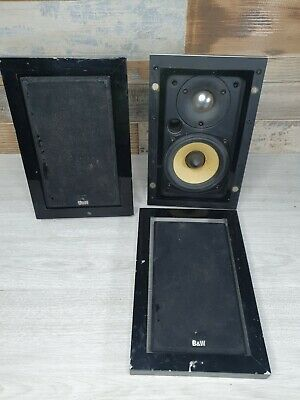 $ CDN141.70 • Buy Rare Pair Of B&w Fpm 2 Speakers ,great For Music & Film