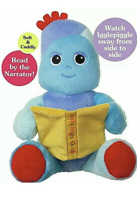 In The Night Garden Storytime Iggle Piggle 10 Stories New Kids Baby Toy 10m+ • 16.95£