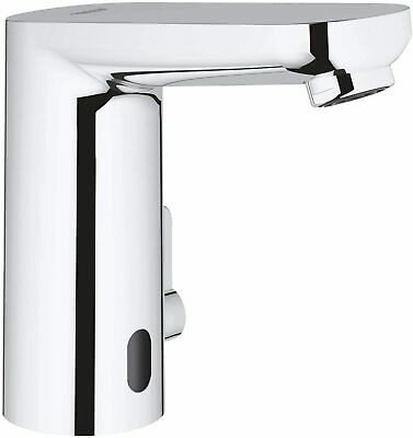 Grohe 36325001 Eurosmart E Infra-red Electronic Basin Mixer Tap, Adjustable Temp • 149£