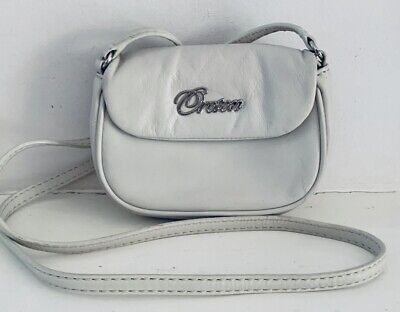 AU25 • Buy Oroton Micro Leather Crossbody Bag In Ivory
