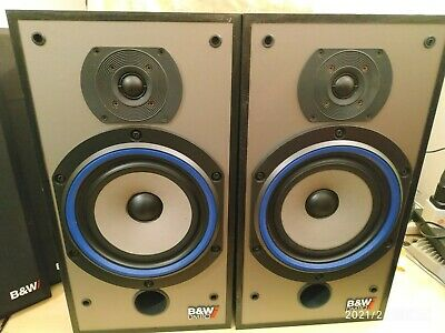 $ CDN219.66 • Buy B&W Speakers DM110i Great Condition.