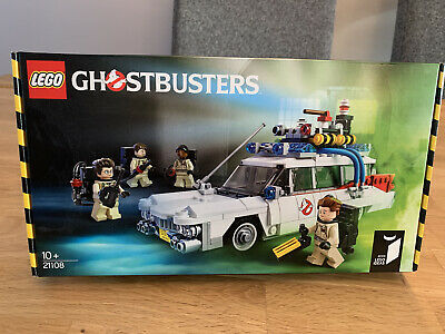 LEGO Ideas Ghostbusters Ecto-1 (21108). New, Perfect Condition (now Retired) • 60£