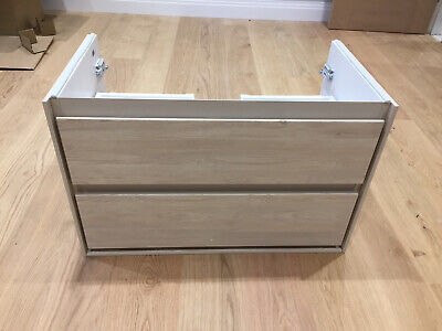 Ideal Standard Concept Air Vanity Unit Only RRP:£406 • 45£