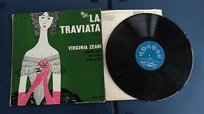 La Traviata Verdi - Virginia Zeani • 3£