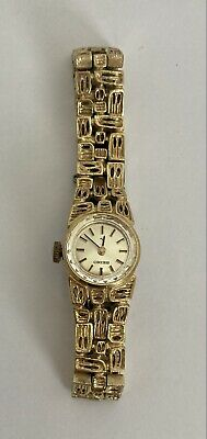 $ CDN31.65 • Buy Vintage Womens Seiko Gold Tone Quartz Watch 11-0549