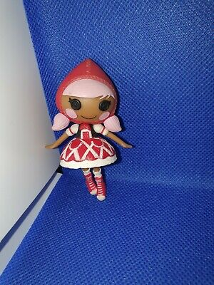 Lalaloopsy Littles - Cape Riding Hood. Small 7cm. Collectable. Rare • 10.50£