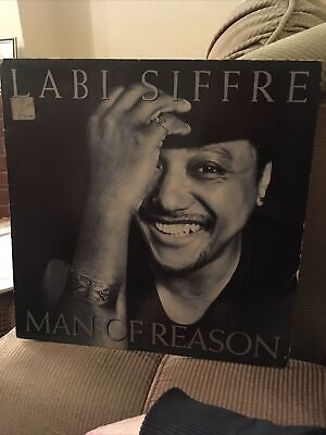 LABI SIFFRE Man Of Reason LP Album 12  33rpm Vinyl VG • 0.99£