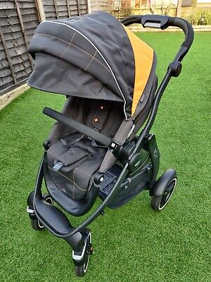 Graco Evo Xt Travel System. Pushchair Is Used. Car Seat Is New In Sealed Box. • 79.99£