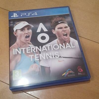 AU161.38 • Buy PS4 AO INTERNATIONAL TENNIS Imported Version