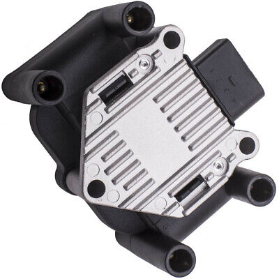 $29.50 • Buy Ignition Coil Pack For Volkswagen Jetta Golf Beetle Seat 1.6L 1.8L 2.0L 99-2015