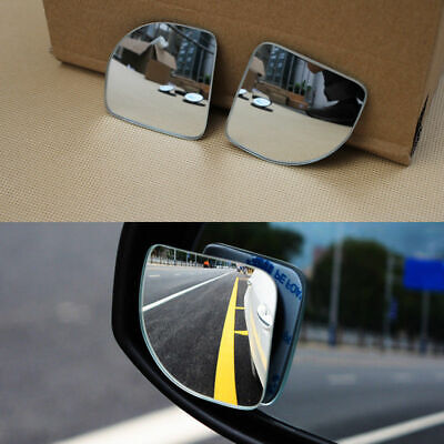 $ CDN8.32 • Buy Car Wind-angle Adjustable Convex Blind Spot Mirror Side Rearview Security Parts