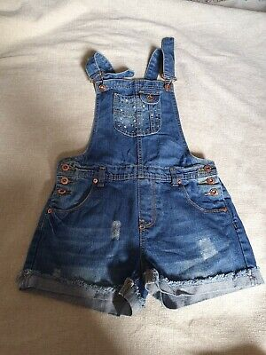 River Island Girls Dungarees Age 9-10 Yrs • 5£