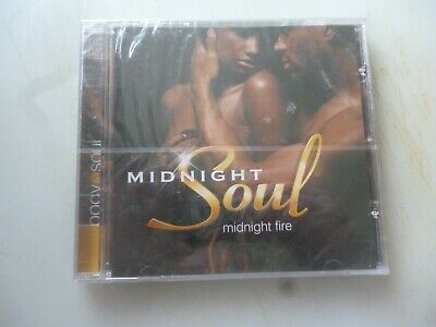Time-Life  - Midnight Soul CD  Midnight Fire   ( New/Sealed ) • 6.99£