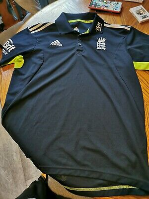 Vintage Adidas England Cricket Shirt Size Medium • 10£