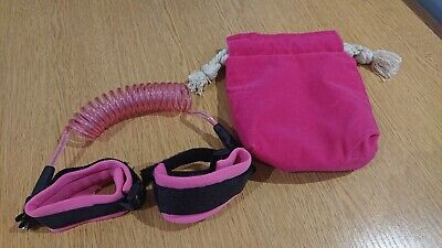 Wrist Link Strong Safety Strap Reins For Toddlers • 0.99£
