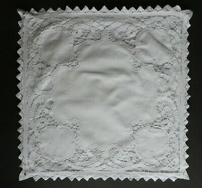 Vintage Lace Cushion Cover • 20£