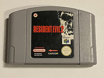 AU149.46 • Buy Nintendo - N64 - Cart - Resident Evil 2 - Fast Postage! Classic Game!