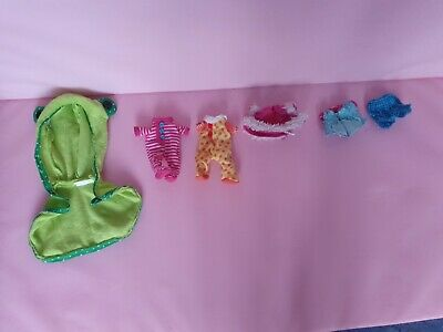Lalaloopsy Littles Outfits • 5£