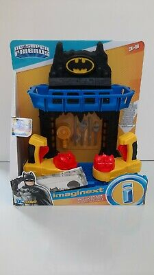 Imaginext Batcave Of Combat 'reboxed' And Complete Including Figures • 10£