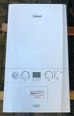 IDEAL LOGIC 24, Used Combi Boiler With Used Flue. WORKING FINE. • 180£