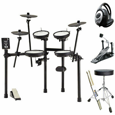 AU1252.91 • Buy Roland TD-1DMK E-Drum Drums/Percussion With Accessories Set