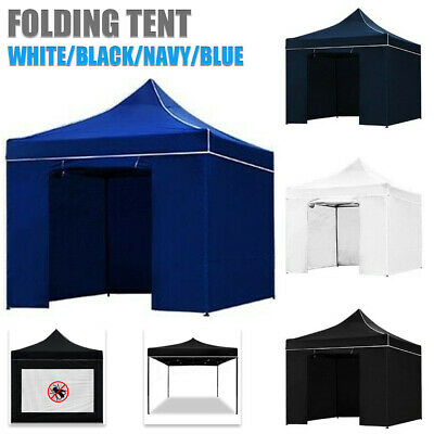 AU125.99 • Buy 3x3M Gazebo Marquee Gazebos Tent Camping Wedding Outdoor Market Canopy Side Wall