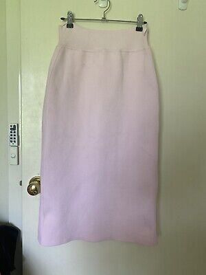 AU50 • Buy Scanlan Theodore Crepe Knit Skirt - L