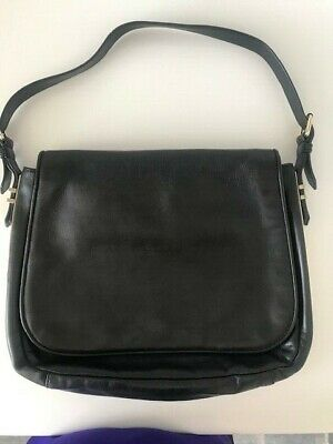AU29.99 • Buy Oroton Black Leather Handbag