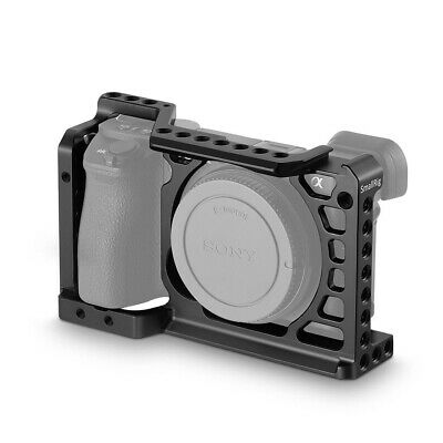 $ CDN33.59 • Buy SmallRig Camera Cage Aluminum Alloy For Sony A6500 And A6300 1889
