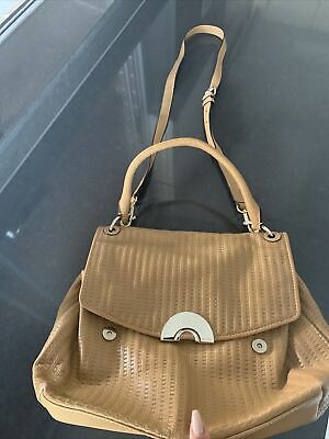 AU70 • Buy Oroton Cross Body Bag Beige Tan Colour  Great Condition
