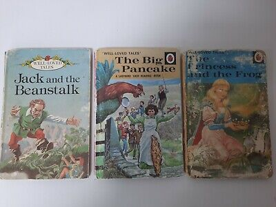 Ladybird Books Well-Loved Tales Lot Of 3 Books  • 0.99£