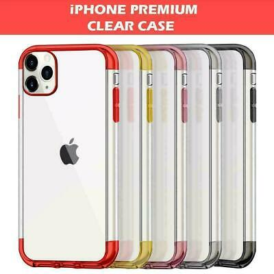 Case For IPhone 8 7 11 Plus X XR XS MAX ShockProof Soft TPU Silicone Phone Cover • 1.99£