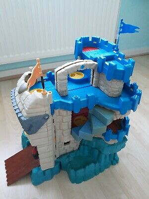 Fisher Price Imaginext Fold Up Castle • 18£