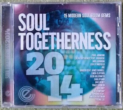 Soul Togetherness 2014 (15 Modern Soul Room Gems) • 5£