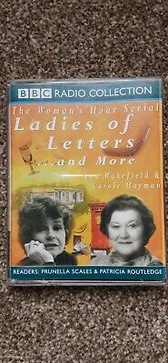 Ladies Of Letters And More, Audio Cassette Tapes From The Bbc Radio Collection • 3£
