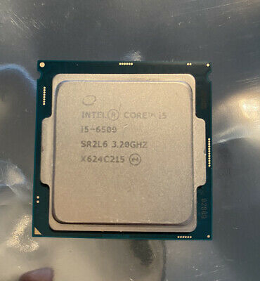 Intel Core I5-6500 3.2GHz Quad-Core Processor 6th Gen For Gaming Pc Cpu • 51£