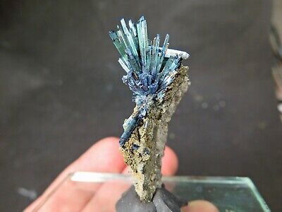 $ CDN506.21 • Buy Lot Of 10 Very Rare Minerals,phosphophyllite,cylindrite,vivianite,videos(hd)
