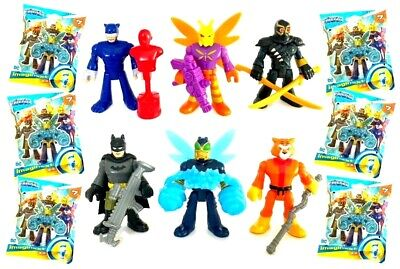 Imaginext DC Series 7 Blind Bags Wildcat Bronze Tiger Talon New Sealed In Pack • 5.99£