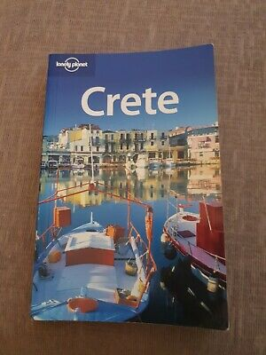 Crete (Lonely Planet Regional Guides) By Victoria Kyriakopoulos. 9781741040395 • 1£