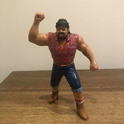$ CDN172.71 • Buy WCW Big Josh Galoob UK Exclusive Vintage Action Figure 1991